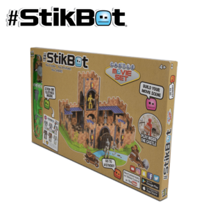 Stikbot-Movie-set-castle